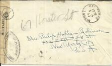 Indo China NEW WORLDS FAIR ISSUE-Sc#204,#149-HAIPHONG 6/4/40-WWII
