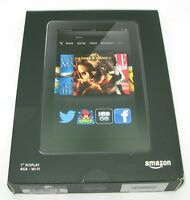 "New Factory Sealed Old Stock 2nd Generation Amazon Kindle Fire 7"" 8GB Wi-fi"