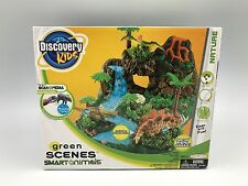 Discovery Kids Green Scenes Smart Animals w/ Stegosaurus