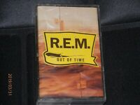 R.E.M. – Out Of Time (1991) Cassette