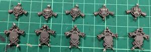 MkIII / Mk3 Iron Space Marine - Backpacks - Warhammer 40K / Horus Heresy Bits