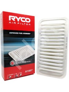 Ryco Air Filter FOR TOYOTA COROLLA ZZE12_ (A1481)