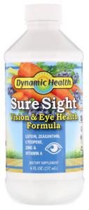 Sure Sight Liquid Health Eye Supplement Lutein Zeaxanthin Lycopene eyesight help