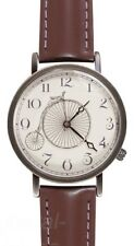 PENNY FARTHING WATCH Penny Dreadful high wheeler bicycle Wheel moves