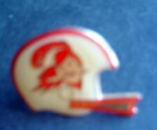 "Tampa Bay Buccaneers NFL Football Helmet Pin 1"" Diameter Tack Back"
