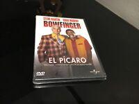 Bowfinger Il Canaglia DVD Steve Martin Eddie Murphy Sigillata Nuovo