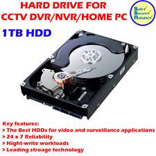 1TB/1000GB dischi rigidi standard per CCTV DVR a NVR registratori e casa HDD PC -