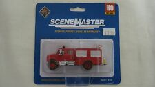 Walthers/Boley HO  International 4900 First Response Fire Truck #949-11893