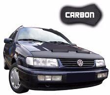 Protector de Capo VW Passat B4 CARBON Bra Coche máscara Capo Capucha