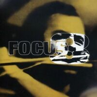 *NEW* CD Album Focus - Focus III 3 (Mini LP Style card Case)