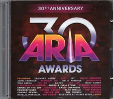 30th Anniversary Aria Awards (3 x CD) Tina Arena/Nick Cave/Kylie/Crowded House