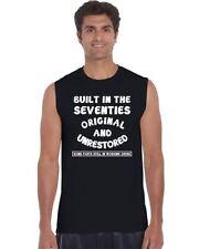 Gildan Basic Tee Sleeveless T-Shirts for Men