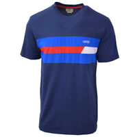 Vans Off The Wall Men's Red, White & Blue S/S Tee S10-A (Retail $34)