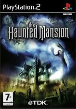 Haunted Mansion PS2  PAL FACTORY SEALED