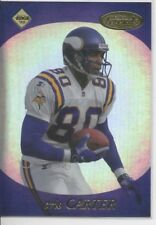 1998 EDGE CRIS CARTER MATER LEGENDS #rd 2500