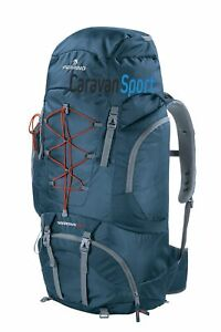Rucksack Trekking Narrows 70 Lt Blue Ferrino Camping Backpacks Scout