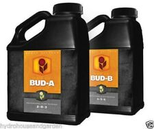 Heavy 16 Bud A and Bud B 2.5 Gallon hydroponics nutrients plant base 10 Liter