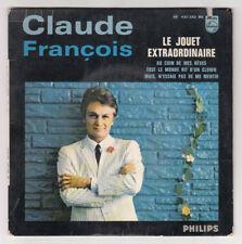 *** Le Jouet Extraordinaire *** Claude François - 437.182 BE - 45T ancien