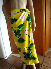 Extremely Rare!! Sarong by World Famous Designer TODD THOMPSON !! sz s-m