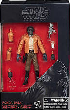 "STAR WARS BLACK SERIES: PONDA BABA -  WALMART 3 3/4"" EXCLUSIVE"