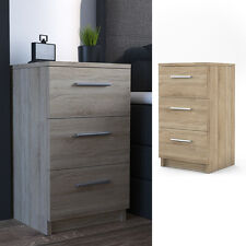 moderne nachttische nachtkonsolen aus matt lackierten. Black Bedroom Furniture Sets. Home Design Ideas