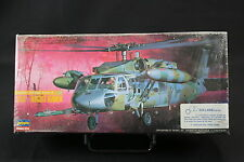 XN033 HASEGAWA 1/72 maquette avion 809 800 Hélicoptère Sikorsky HH-60D NB 1987