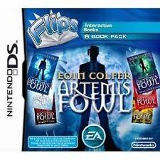 Flips: Artemis Fowl (Nintendo DS, 2009) - European Version