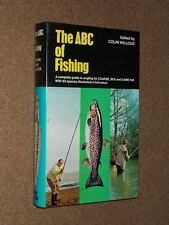 Colin Willock The ABC Of Fishing De-Luxe Edition Re-Issue July 1971.