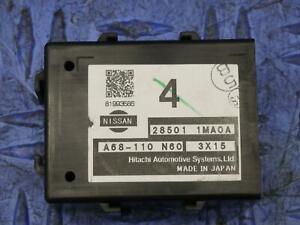 2011 - 2013 INFINITI M37 OEM POWER STEERING CONTROL MODULE UNIT 285011MA0A