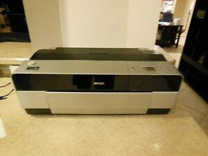 Epson Stylus Pro 3880 Designer Edition Large Format Inkjet Printer