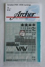 Archer 1/35 Canadian IFOR / SFOR NATO Bosnia Markings w/License Plates AR35152