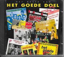 HET GOEDE DOEL - Het Beste van CD Album 10TR (RED BULLET) 199? Holland Repress