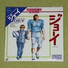 SOMETHING FOR JOEY [1977/Marc Singer] - RARE 1988 NEW/SEALED JAPAN LASERDISC