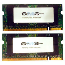 4GB (2x2GB) Memory RAM Compatible with Dell Studio 17 (1737) Notebook DDR2 (A39)