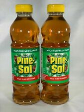 Pine Sol Multi Surface Cleaner 2 24 oz Bottles