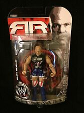 KURT ANGLE SIGNED WWE RING RAGE FIGURE