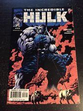 Incredible Hulk#23 Incredible Condition 9.0(2001) Hotz Art, Grey Hulk!!