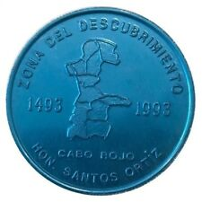 1993 CABO ROJO AZUL 500 Años PUERTO RICO Zona Descubrimiento QUINTO CENTENARIO