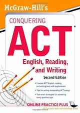 McGraw-Hills Conquering ACT English Reading and Writing, 2nd Edition by Steven