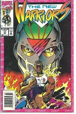 Marvel #037 - Jul 93 - The New Warriors - 4.5 - Used