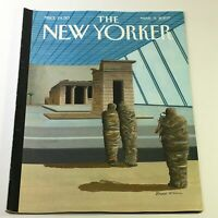 The New Yorker March 5 2007 - Full Magazine Theme Cover Bruce McCall Newsstand