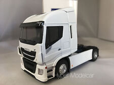 ELIGOR 1/43 IVECO STRALIS 570XP TRACTOR TRUCK 2-ASSI 2016 WHITE ART. 116475