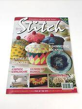 Stitch Magazine BACK ISSUE #62 dec 2009 - jan 2010 goldwork stumpwork