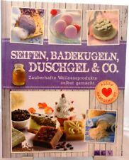 Seifen Badekugeln Duschgel & Co. selbst gemacht + Handarbeit Buch + Ideen (4)