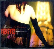 69 EYES Dance d'Amour CD Single Ottime Condizioni
