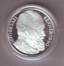 Österreich 50 Schilling 1970 Silber 900 18g Dr Karl Renner Polierte Platte Kapse
