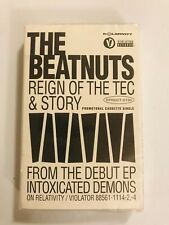 THE BEATNUTS Reign Of The Tec b/w Story 1993 CASSETTE SINGLE New SEALED Big Pun