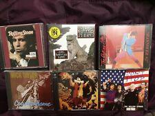 The Rolling Stones CD's Toronta Babylon ... 6 Stück Rock Sammlungsauflösung