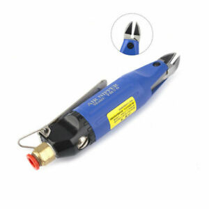 Mini Air Scissors Pneumatic Shear Iron Copper Wire Nipper Blade Cutting Tool