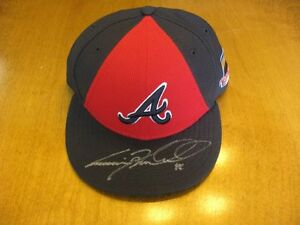 Craig Kimbrell Signed 2014 All-Star Game Hat Cap Atlanta Braves Autographed